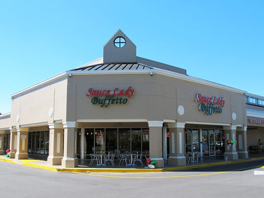 Sauce Lady Buffetto opened March 13 in Berkshire Commons