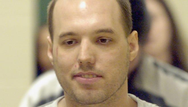 Christopher Kryger (Lloyd B. Cunningham/Argus Leader) 12 December 2008
