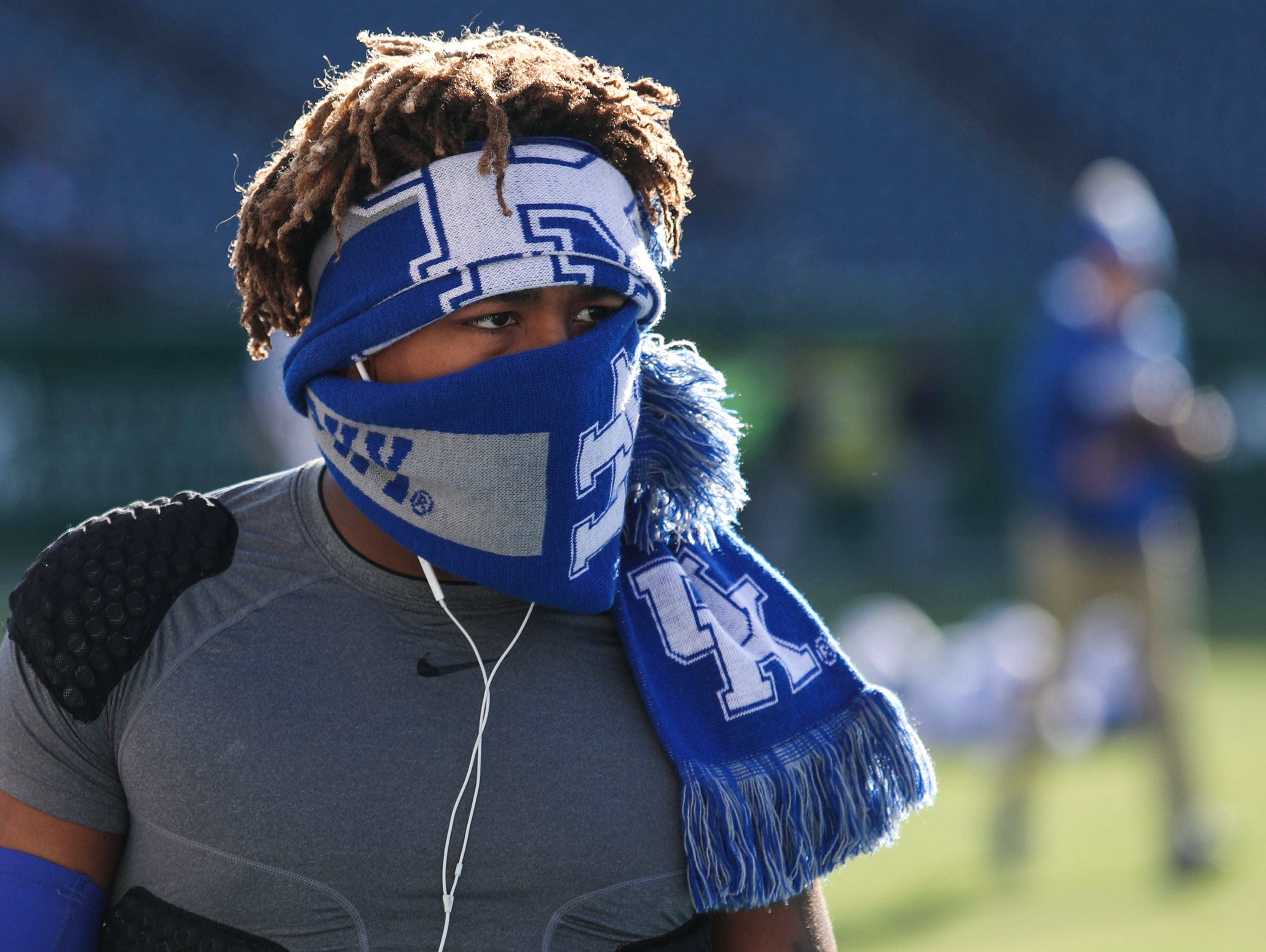 Kentucky running back Benny Snell ejected from Music City ...
