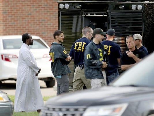 Minnesota Mosque Explosion Arrests