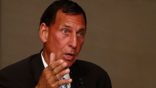 Rep. Frank LoBiondo, R-N.J., says immigration has not generated much heat during summer town hall meetings.