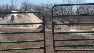 City's yard waste site remains closed while options for cleanup sought