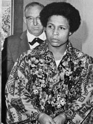 Louis Taylor was arrested in 1970 in connection with
