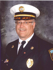 David Purchase will serve as Lansing's interim fire