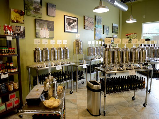 The Oilerie Olive Oil Bar in Suamico hopes to fill a growing niche in the food business.