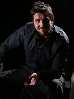 "Christian Bale stars in two upcoming movies (opening a week apart), ""Out of the Furnace"" and ""American Hustle."""