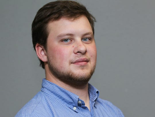 Dargan Southard, Press-Citizen high school sports reporter