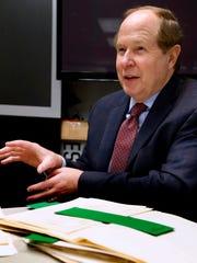 MTSU political science professor Kent Syler talks about