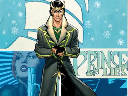 Loki cover
