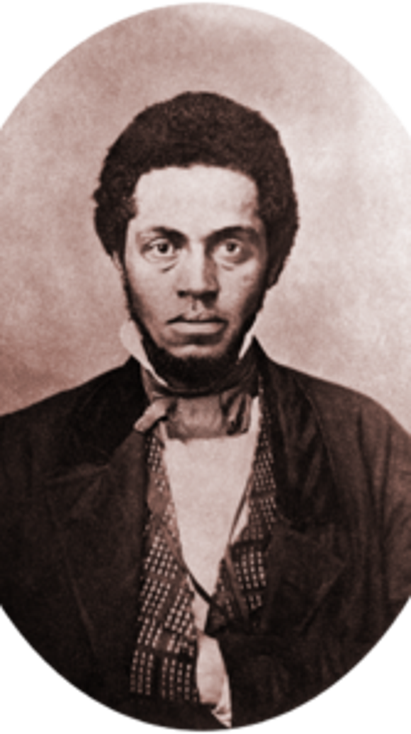 Osborne Perry Anderson, one of John Brown's raiders