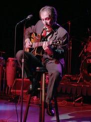 Richie Summa brings his jazz guitar to the Blue Tavern
