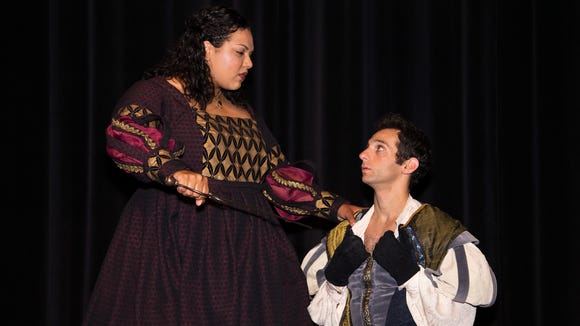 The South Dakota Shakespeare Festival will perform