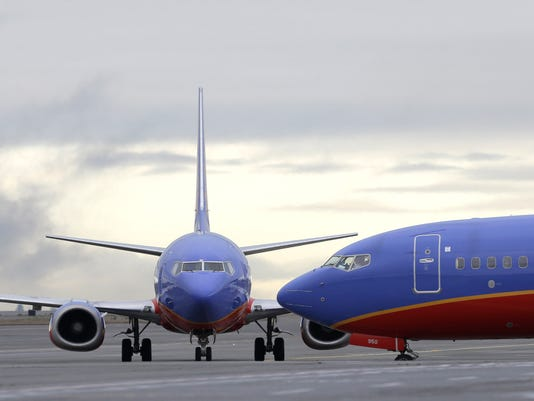 AP SOUTHWEST AIRLINES A F USA WA