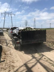 Monterey County Sheriff's deputies seized 27,000 opium