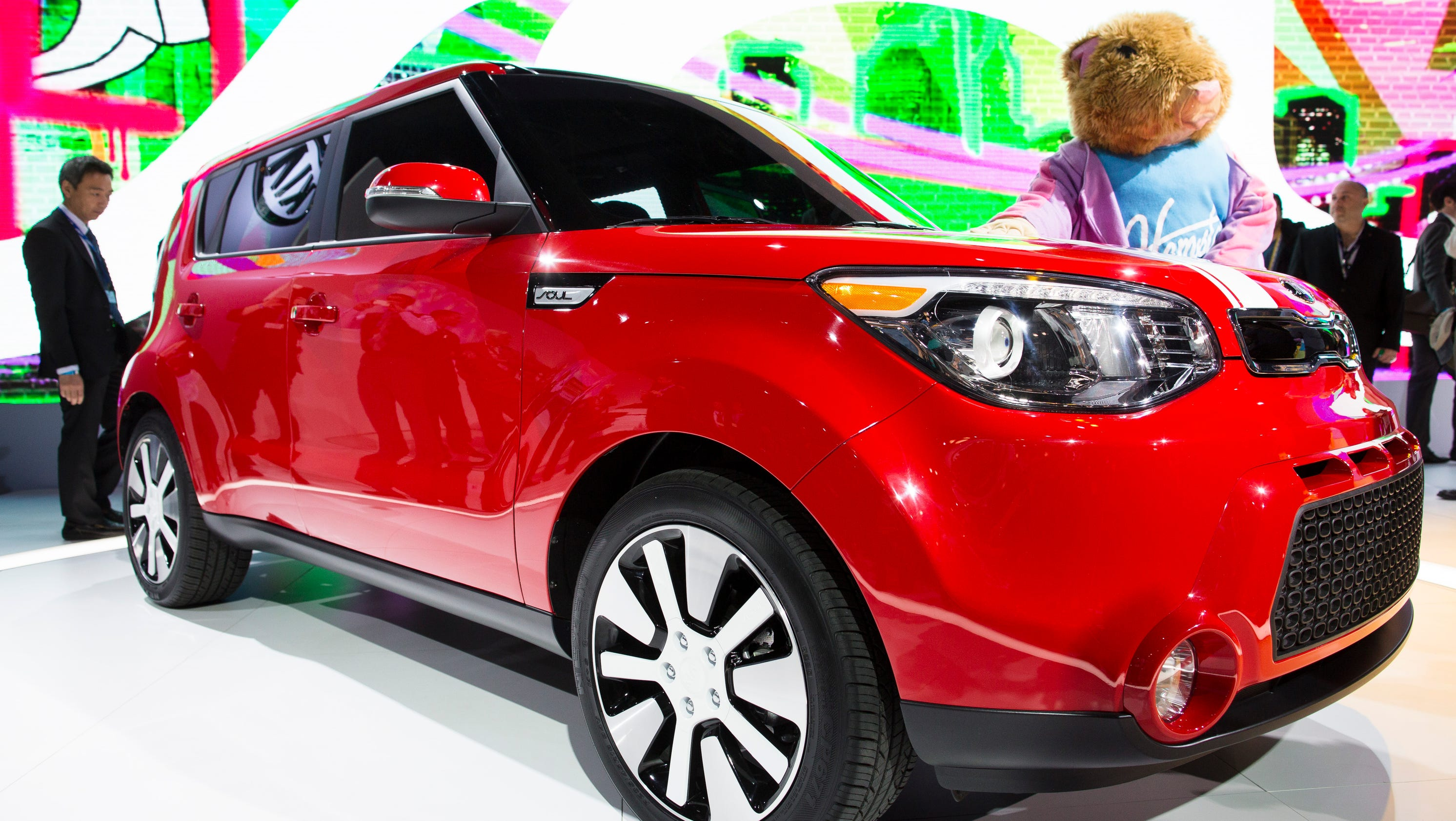 When do 2014 kia souls come out autos post for Kia motors customer service number