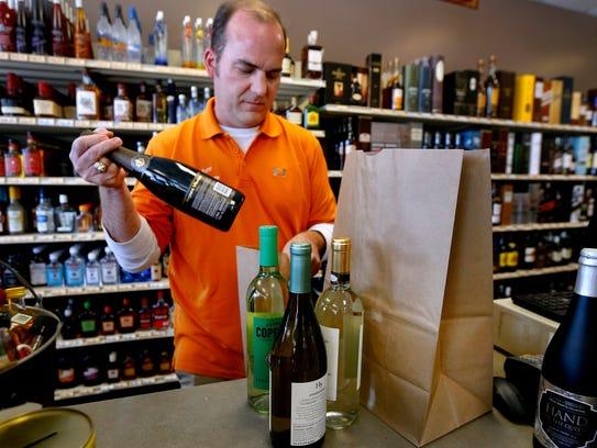 Murfreesboro Wine & Spirits will be one of the stores