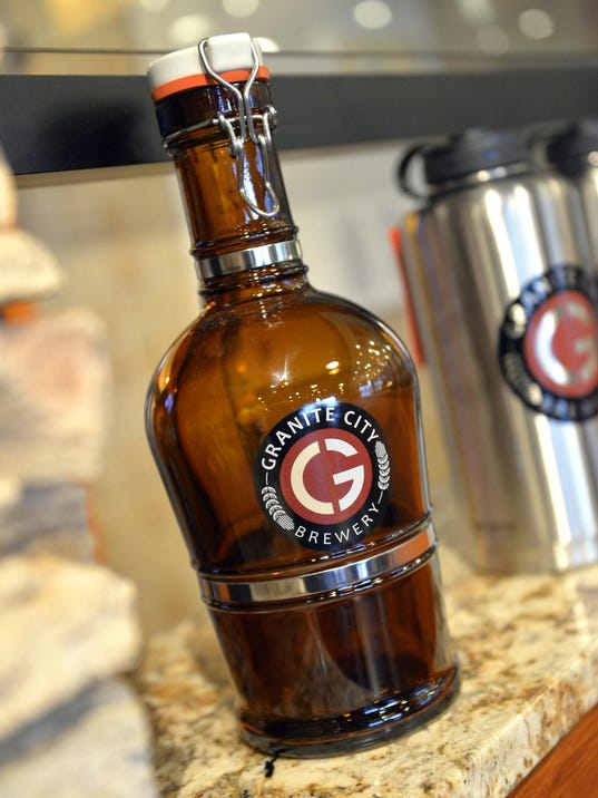 Granite City Beaver Island Pursuing Sunday Beer Sales