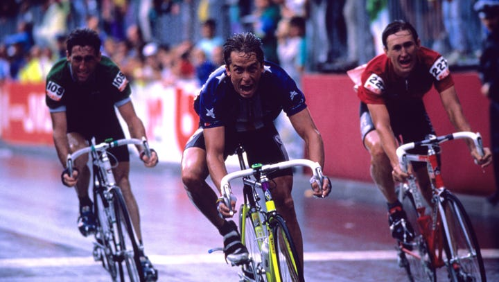 'The Comeback' documents life of American cyclist, Oak Ridge business owner Greg LeMond