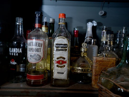 Time to investigate your liquor cabinet