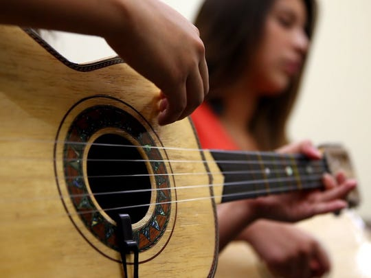 The San Angelo Independent School District's mariachi program continued its success with 15 students earning Division 1 ratings at UIL Solo and Ensemble contest and advancing to the UIL State Mariachi Festival.