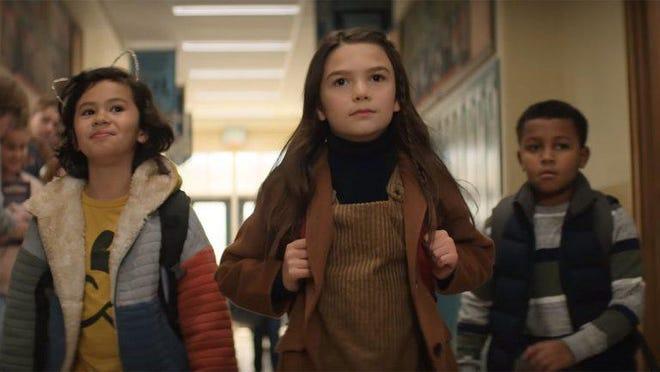 "Brooklynn Prince stars as Hilde Lisko in ""Home Before Dark"" on Apple TV."