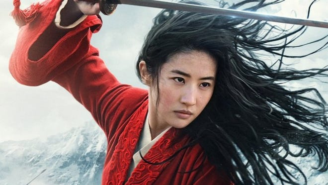 """Disney's live-action """"Mulan,"""" due in theaters on July 24, is one of Hollywood's most-anticipated releases following theater closings due to COVID-19."""