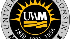 The seal of the University of Wisconsin-Milwaukee