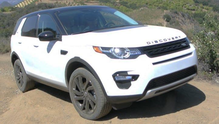 Land Rover's Discovery Sport underwhemed Consumer Reports