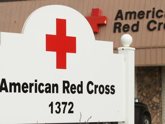 American Red Cross building, Howell.