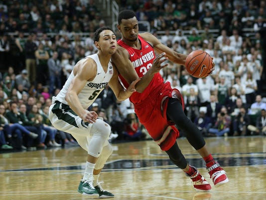Ohio State Buckeyes at Michigan State Spartans