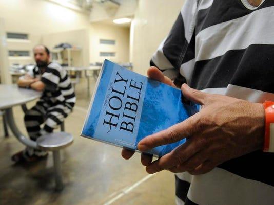 Jail inmate