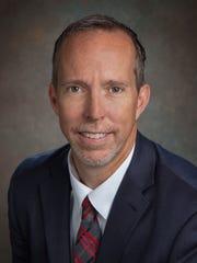 Pat Adkins, superintendent of Port Clinton City Schools