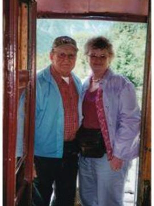 Anniversaries: Vergil Benz & Delores Benz