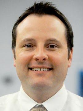 Waylon Bates, former Haughton Middle School principal, will now serve as Parkway High School's principal.