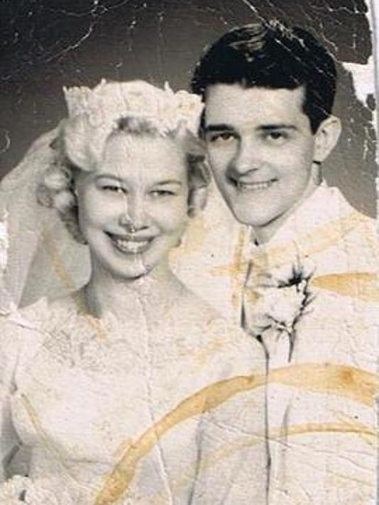 Anniversaries: Ed Wilczewski & Irene Wilczewski