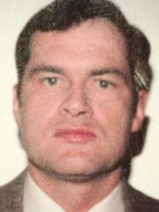 Long Branch Police Detective Sgt. Patrick King, who was gunned down by Deon Bailey, who was wanted for murder by the FBI. King, the most highly decorated officer in the Long Branch police department, was slain at the Ming Ying chinese restaurant in Long Branch on Nov. 20, 1997, while he waited for his dinner order.