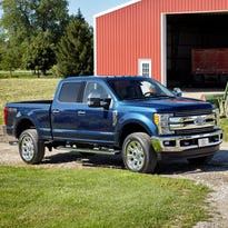 Ford tried to make the new F Series Super Duty a handsome truck