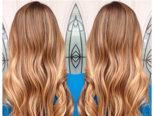 Balayage is a perfect look for summer.