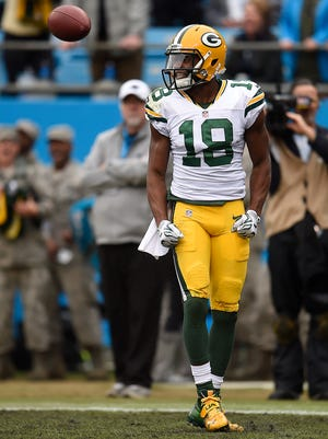 "Green Bay Packers wide receiver Randall Cobb said the next four games against NFC North Division opponents are important, but he and his teammates are focused solely on Sunday's game against Detroit. ""We can't look ahead,"" Cobb said."