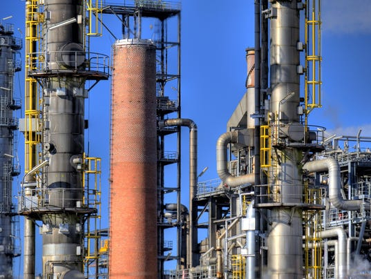 Refinery issue to blame for jump in gas prices