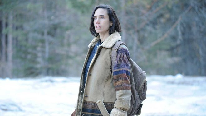"""Nana (Jennifer Connelly) searches for a magical cure for her sick child before turning faith healer herself in """"Aloft."""""""