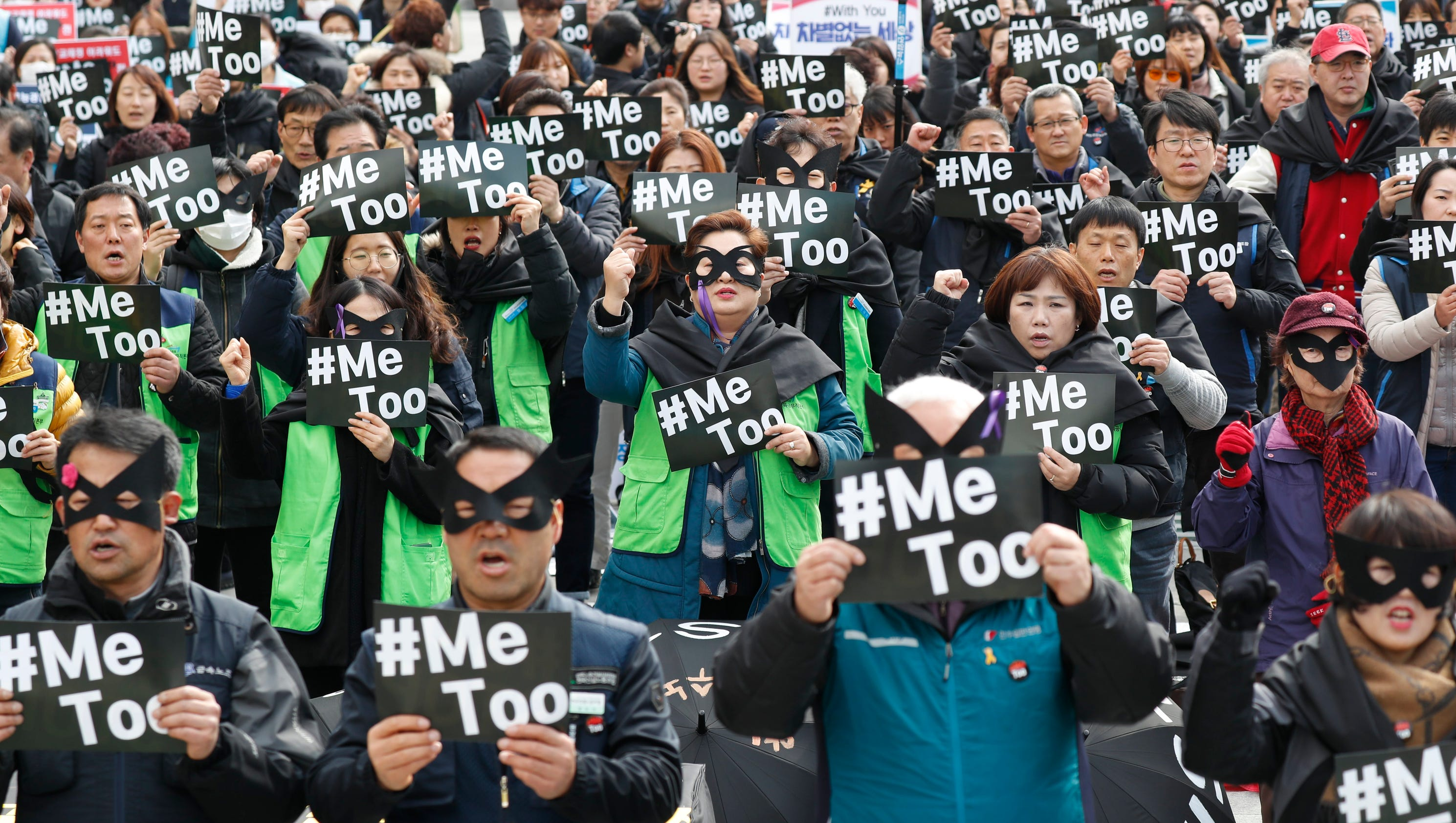 #MeToo: South Korea gives more jail time to harassers