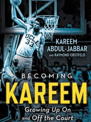 Becoming Kareem: Growing Up  On and Off the Court. By Kareem Abdul-Jabbar and Raymond Obstfeld. Little, Brown. 304 pages. $17.99.