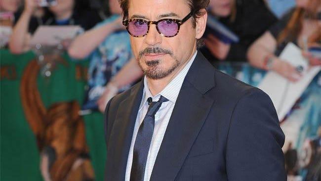 Robret Downey Jr.