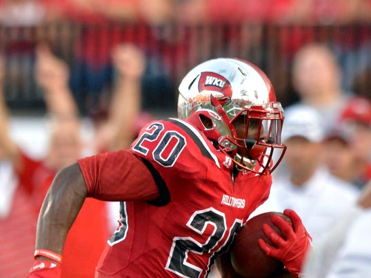USP NCAA FOOTBALL: VANDERBILT AT WESTERN KENTUCKY S FBC USA KY