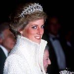 Princess Diana during her Royal Tour of Hong Kong in 1989.