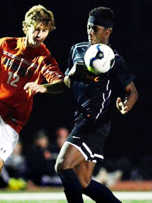 Central York's Igor Gomes is the York-Adams Division I Player of the Year.