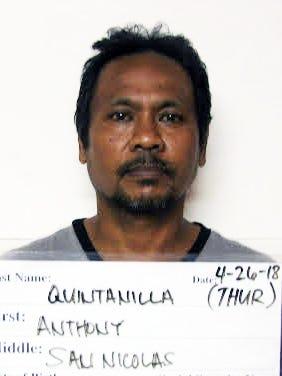 Anthony San Nicolas Quintanilla