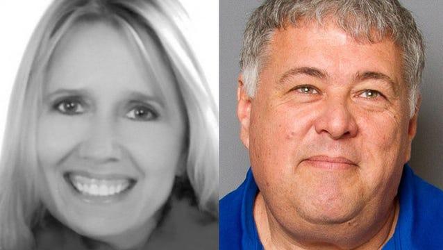 Donna Ward and Glenn Johnson