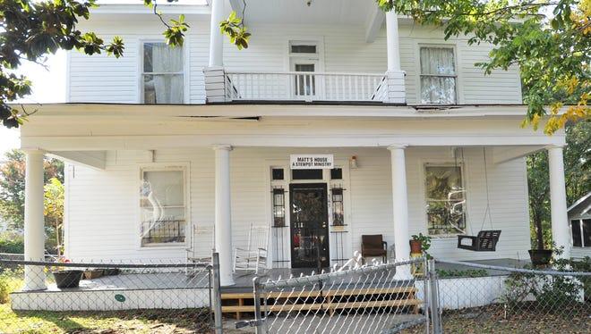 Matt Devenney Emergency Shelter for Women and Children is located at 343 Adelle St., in Jackson, Miss.